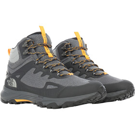 The North Face Ultra Fastpack IV Mid FutureLight Shoes Men, gris/negro